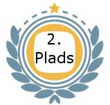 2 Plads