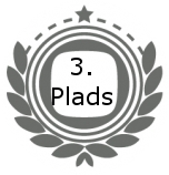 3 Plads
